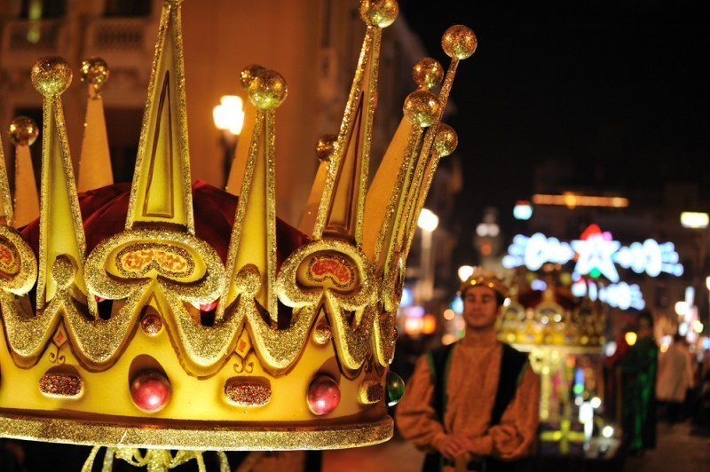 <span style='color:#780948'>ARCHIVED</span> - Tickets on sale now for the Cabalgata of the Three Kings in Murcia City