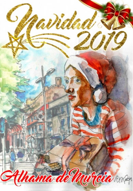 <span style='color:#780948'>ARCHIVED</span> - Christmas, New Year and Three Kings in Sierra Espuña and Sierra Carrascoy Alhama de Murcia 2019-20