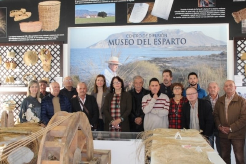 <span style='color:#780948'>ARCHIVED</span> - Esparto grass museum opens in Águilas