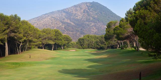 Golf at La Manga Club