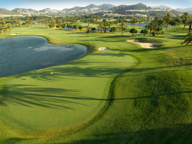 Basic introduction to the La Manga Club