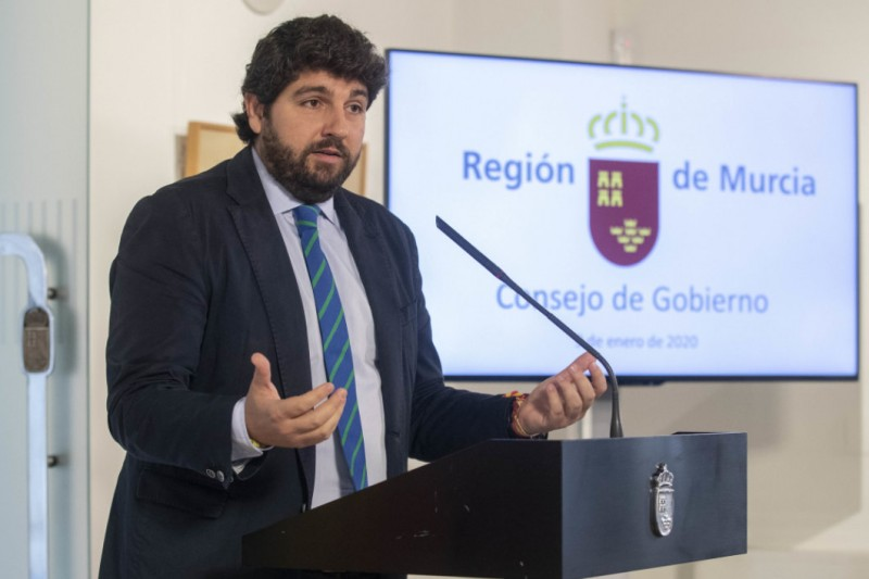 <span style='color:#780948'>ARCHIVED</span> - Murcia and Spanish news round-up week ending 10th January 2020