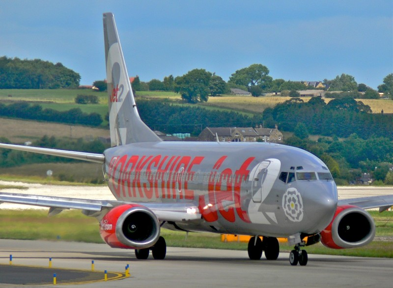 <span style='color:#780948'>ARCHIVED</span> - Consternation as Jet2 cancels flights to Corvera airport