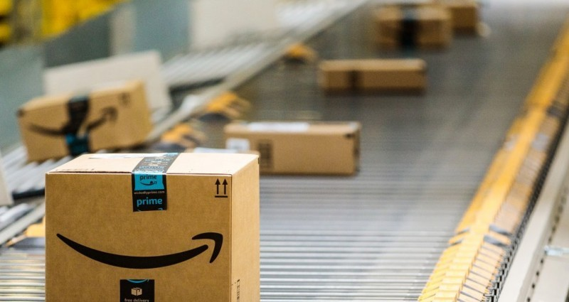 <span style='color:#780948'>ARCHIVED</span> - Amazon logistics centre next to Corvera airport nears completion