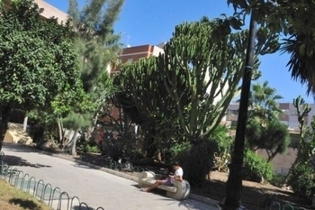 Jardín de la Purísima, Mazarrón.