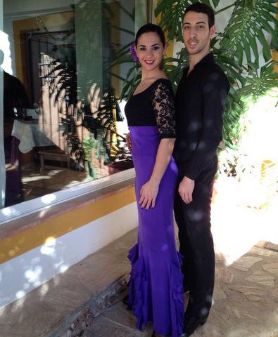 Flamenco in the Hotel La Encarnacion Los Alcázares every Sunday