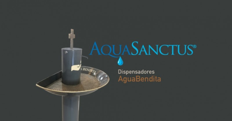 <span style='color:#780948'>ARCHIVED</span> - First Covid-safe holy water dispenser blessed and ready for use in Madrid church
