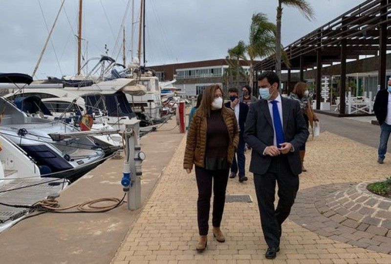 <span style='color:#780948'>ARCHIVED</span> - 40 per cent reduction in rental costs for 144 businesses in the marinas of the Costa Calida