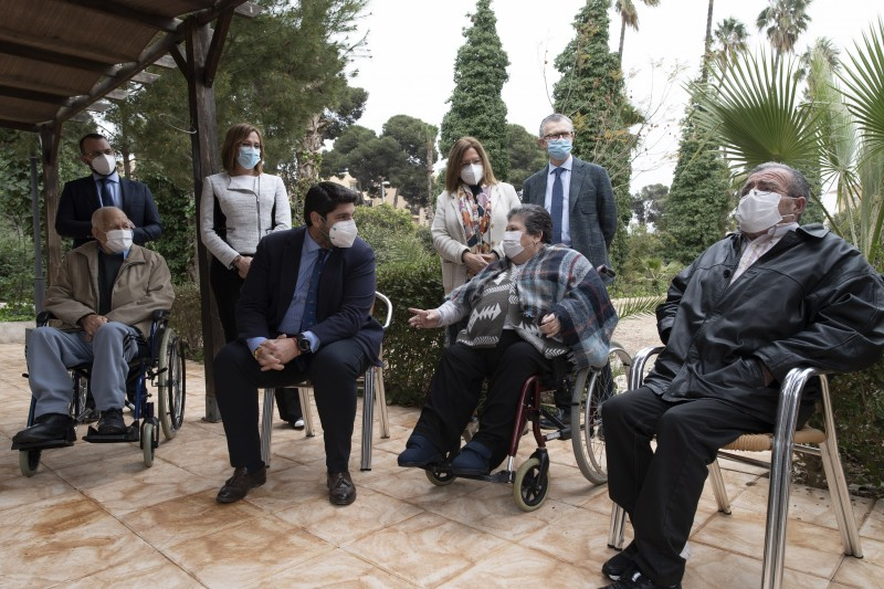 <span style='color:#780948'>ARCHIVED</span> - Murcia president warns against over-relaxation of pandemic measures at Easter
