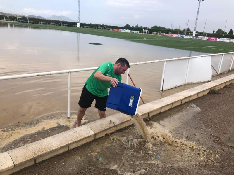 <span style='color:#780948'>ARCHIVED</span> - Aguilas and Puerto Lumbreras worst affected by heavy rain on Monday