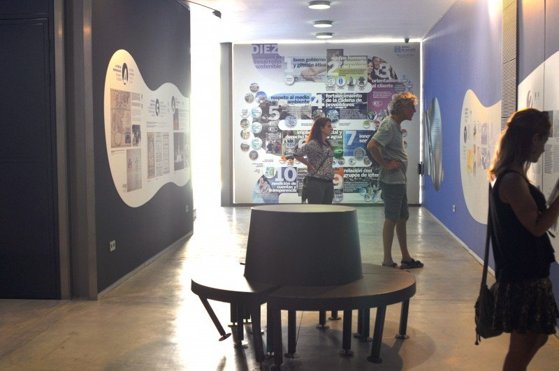 El Museo de Aguas in Alicante City