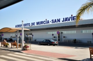 <span style='color:#780948'>ARCHIVED</span> - San Javier airport wins prestigious quality award
