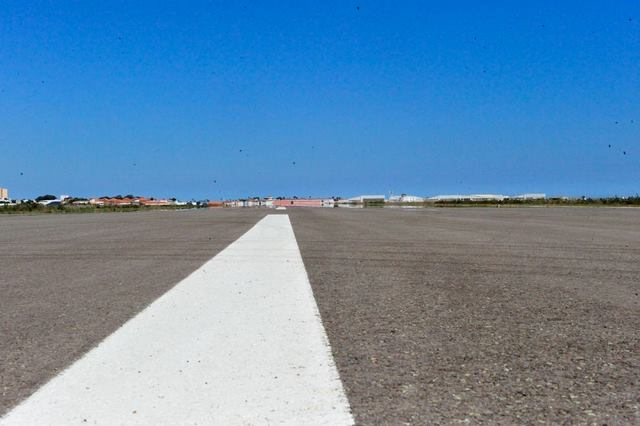 <span style='color:#780948'>ARCHIVED</span> - San Javier airport: January passenger traffic down 81% from Jan 2007