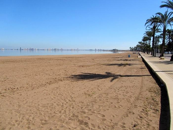 Cartagena beaches: Mar de Cristal