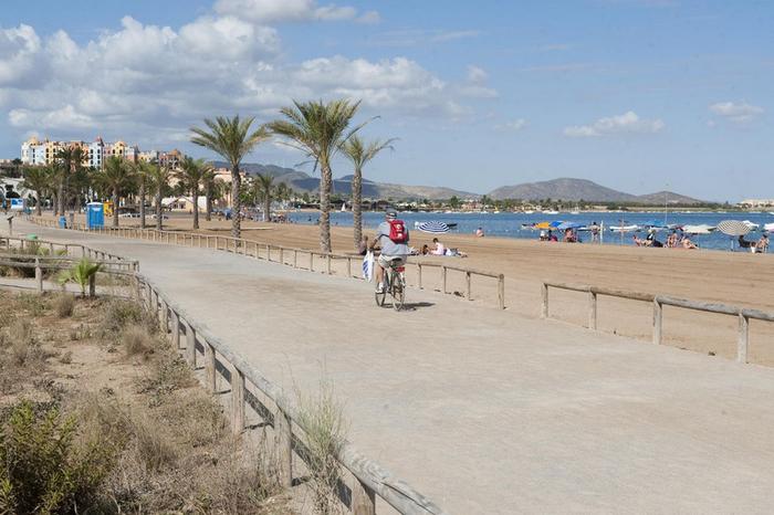 Cartagena beaches: Playa Paraiso