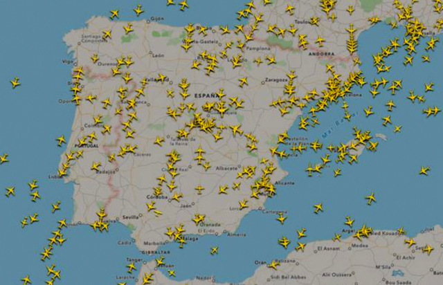 <span style='color:#780948'>ARCHIVED</span> - Murcia loses direct flights to Edinburgh