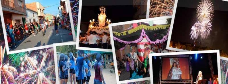 Fiestas del Polvorín in Archena