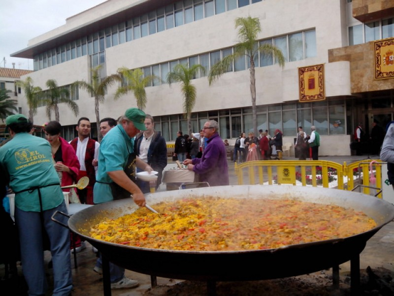 Fiestas and annual events calendar in the municipality of San Javier