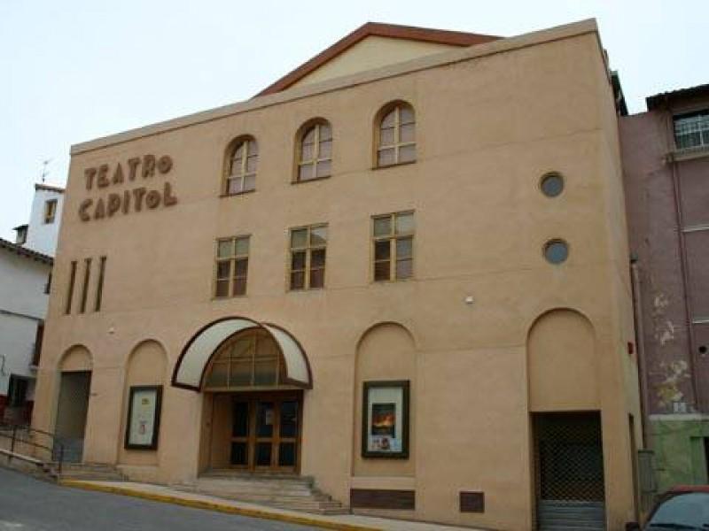Teatro Capitol Cieza