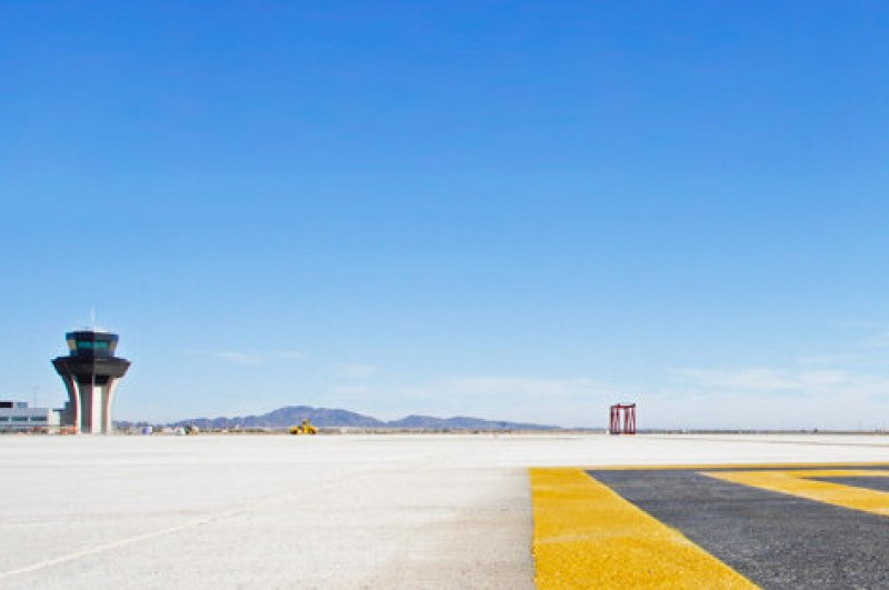 <span style='color:#780948'>ARCHIVED</span> - Corvera airport website re-launched