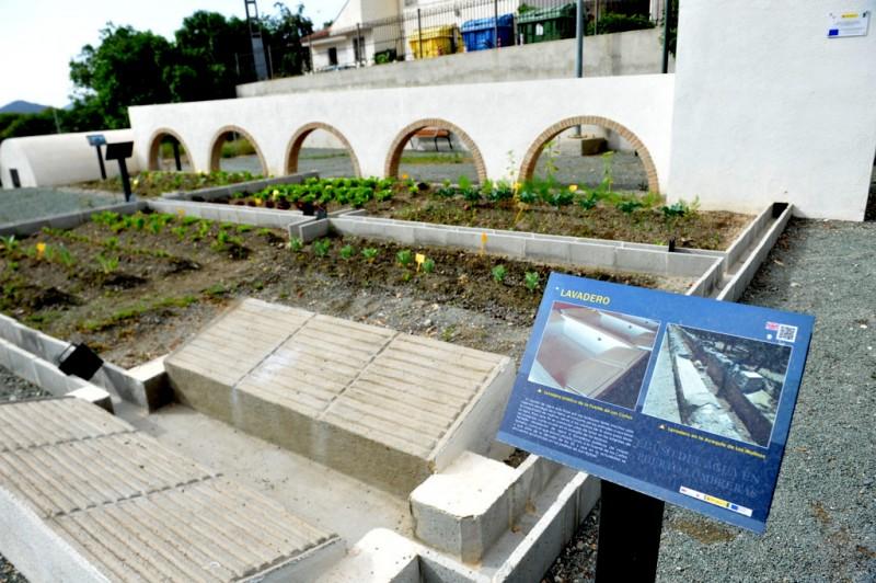 Water, the Rambla de Nogalte and the Fuente del Caño in Puerto Lumbreras