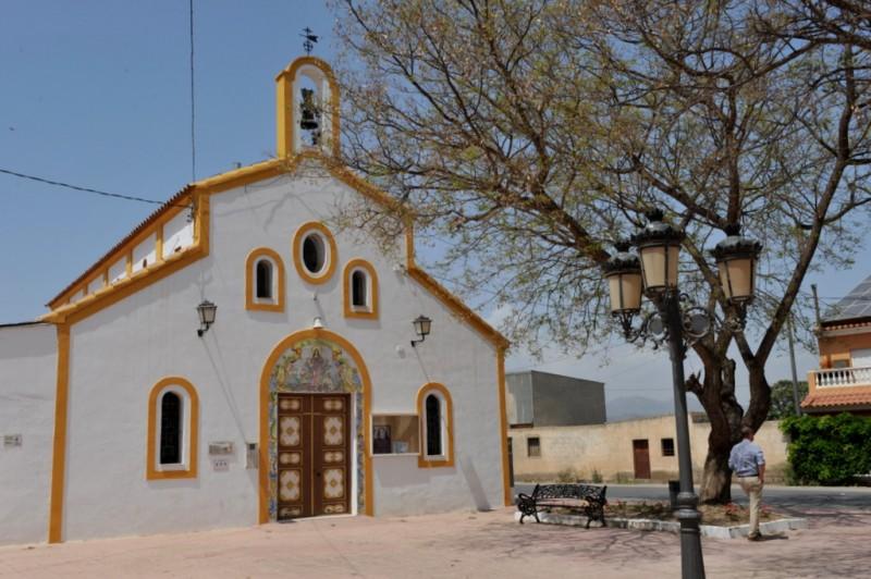 Outlying districts of Puerto Lumbreras: El Esparragal