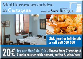 Restaurant Barrio de San Roque