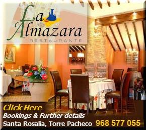 Restaurant La Almanzara