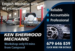 Ken Sherwood Car Mechanic news