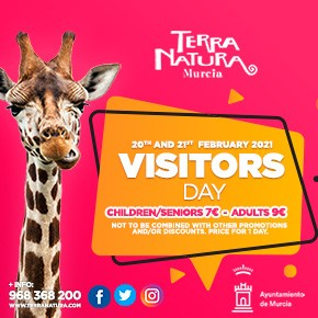 Terra Natura February 2021 VISITOR DAY