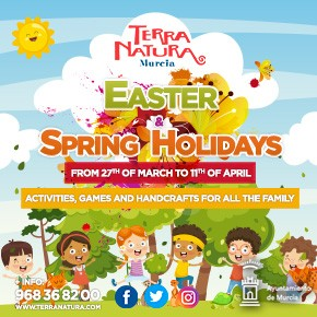 Terra Natura March 2021 SPRING HOLIDAYS