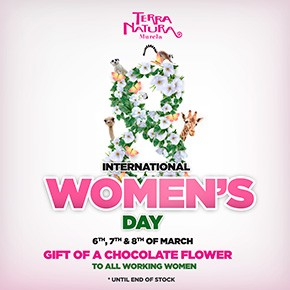 Terra Natura March 2021 Womens DAY