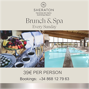 Sheraton Brunch and Spa Banner