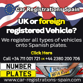 Car Registration Spain
